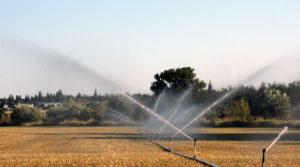 field sprinklers